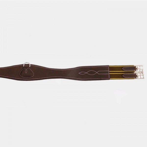 PROTANNER - Sangle en cuir élastique