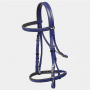 ZILCO - Padded Bridle with Cavesson