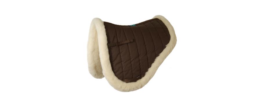 EQUI-BRIDE : Saddle pad
